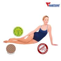 Variteks - Varicose Stocking Thigh High Open Toe CCL 2 (M Beige)