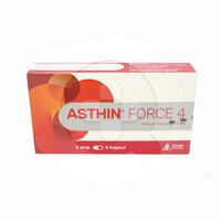 Asthin Force Kapsul 4 mg (1 Strip @ 6 Kapsul)