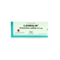 Lasmalin Tablet 2,5 mg (1 Strip @ 10 Tablet)
