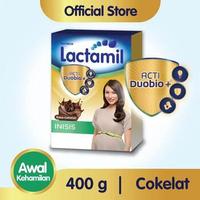 Lactamil Inisis Minuman Awal Kehamilan Coklat 400 g