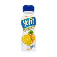 Yummy Yofit Yoghurt Drink Orange 6 x 180 ml