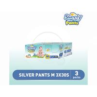 Sweety Silver Pants M 3x30s