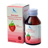 Berlimox Sirup Kering 125 mg/5 ml - 60 ml