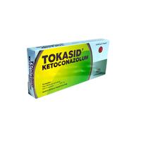 Tokasid Tablet 200 mg (1 Strip @ 10 Tablet)