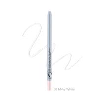 Madame Gie Silhouette Eyeliner 48 Jam 03 - Milky White