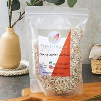 Francis Organic Sunflower Seeds/Biji Kuaci Kupas 250 g