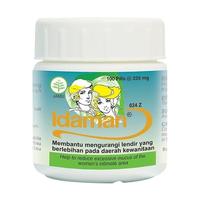 Borobudur Herbal Idaman Pil (100 Pil)