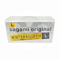 Sagami Kondom Original Large Size (12 Pcs)