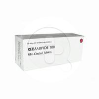 Rebamipide Tablet 100 mg (1 Strip @ 10 Tablet)