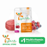 Youvit Multivitamin Gummy Dewasa 7 Days - 7pcs