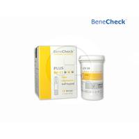 Benecheck Strip Kolestrol (10 Strip)