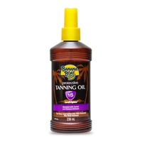 Banana Boat Protective Tanning Oil SPF15 236 ml