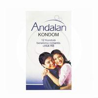 Andalan Kondom (12 Pcs)