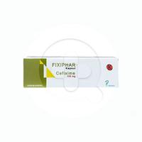Fixiphar Kapsul 100 mg (1 Strip @10 Kapsul)