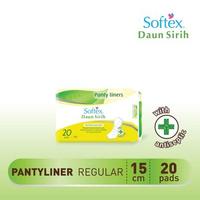 Pantyliner Softex Daun Sirih 20s