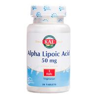 KAL Alpha Lipoic Acid 50mg (30)