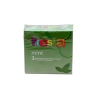 Fiesta Kondom Mint (1 Box @ 3 Pcs)