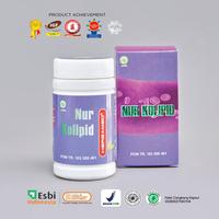 Herbamed Nurkolipid Kapsul (1 Botol @ 50 Kapsul)