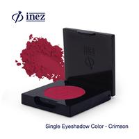 Inez Single Eyeshadow Color Crimson