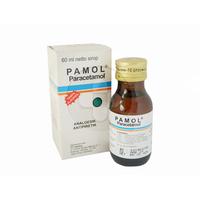 Pamol Sirup 60 mL