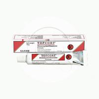 Topcort Krim 0.25% - 10 g