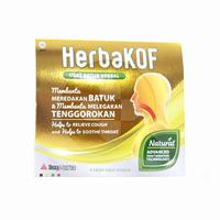 Herbakof Tablet (1 Strip - 4 Tablet)