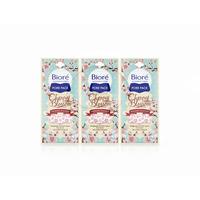 BIORE Pore Pack Cherry Blossom 4S x 3