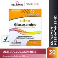 Vitabiotics Ultra Glucosamine Tablet (30 Tablet)