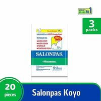 Salonpas Multipack - Koyo Pereda Nyeri isi 20
