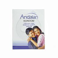 Andalan Kondom (3 Pcs)