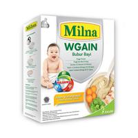 Milna Bubur Bayi Wgain Ayam Wortel Brokoli 8+ - 120 g