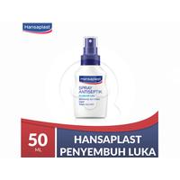 Hansaplast Wound Spray Antiseptic 50 mL
