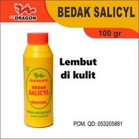 Cap Dragon Bedak Salicyl 100 g