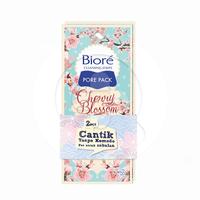 BIORE Pore Pack Cherry Blossom Twin Pack - 8 Pcs
