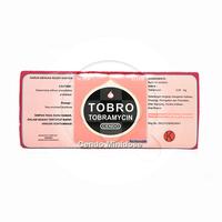 Cendo Tobro Minidose Tetes Mata 0,6 ml (1 Strip @ 5 Botol Plastik)