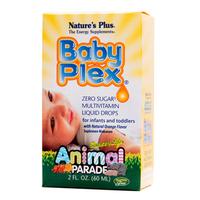 Nature's Plus Baby Plex Animal Parade