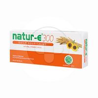 Natur-E Daily Nourishing Kapsul 300 IU (8 strip @ 4 Kapsul)
