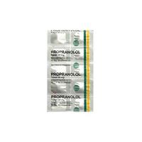 Propranolol Tablet 40 mg (1 Strip @ 10 Tablet)