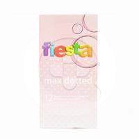 Fiesta Kondom Max Dotted (1 Box @ 12 Pcs)