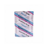 Interdoxin Kapsul 100 mg (1 Strip @ 4 Kapsul)