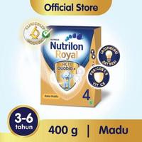 Nutrilon Royal 4 Susu Pertumbuhan 3-6 Tahun Madu 400 g
