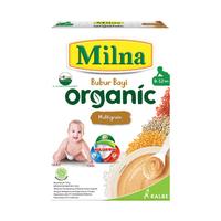 Milna Bubur Organik 8+ Multigrain 120 g