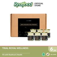 Realfood Trial Program Royal Wellness Fully Concentrated Bird's Nest dengan Gula Batu