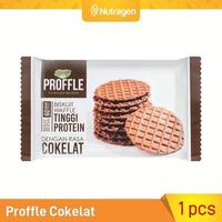 Prosana Proffle High Protein Waffle Cokelat 60 g