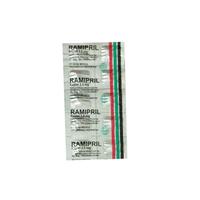 Ramipril Kaplet 2,5 mg (1 Strip @ 10 Kaplet)