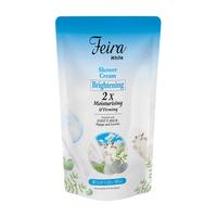 FEIRA White Goat's Milk Shower Cream Refill 850 mL