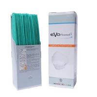 Evo PlusMed 4D Surgical Face Mask (Box @ 25 Pcs) - Tosca