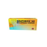 Gratheos Tablet 50 mg (5 Strip @ 10 Tablet)