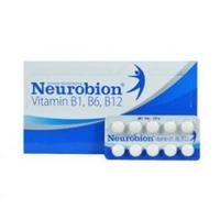 Neurobion Tablet (10 Strip @ 10 Tablet)