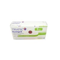 Triatec Tablet 5 mg (1 Strip @ 10 Tablet)